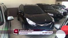 Só na ShowCar Motors tem Ix 35 automático 2012 por R$ 81.900!