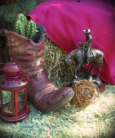 Western/Cowboy Birthday Party Ideas | Photo 2 of 7 | Catch My Party