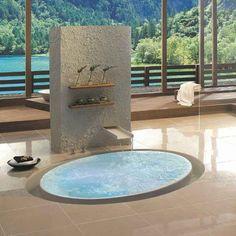 Fancy - Wish Overflow Bathtub