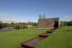 Villa Frenay in Netherlands by 70F Architecture | HomeDSGN, a daily source for inspiration and fresh ideas on interior design and home decoration.