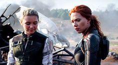 Marvel Girls, Marvel Avengers, Black Widow Aesthetic, Yelena Belova, Black Widow Movie, Black Widow Natasha, Florence Pugh, Natasha Romanoff, Marvel Movies