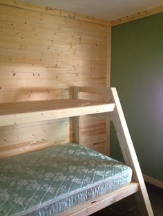 """Visit our website for additional information on """"bunk beds & built ~ ins"""". It is actually an excellent area for more information. Bunk Beds Built In, Kids Bunk Beds, Trundle Beds, Bunk Bed Designs, Bed Springs, Bed Plans, Queen, New Room, Small Spaces"""