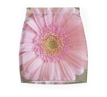 'Pink Gerbera' Mini Skirt by ellenhenry Pink Gerbera, Pink Carnations, Floral Photography, Bunch Of Flowers, Cow Print, Long Hoodie, Wall Tapestry, Decorative Throw Pillows, Chiffon Tops