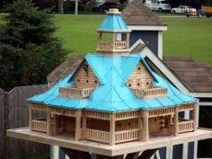 Extreme Birdhouses - by john @ LumberJocks.com ~ woodworking community