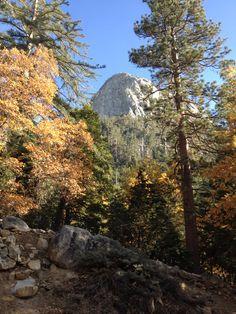 Hiking Idyllwild, California