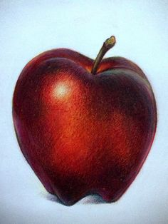 48 Ideas fruit still life drawing colored pencils Cool Art Drawings, Colorful Drawings, Pencil Drawings, Fruits Drawing, Food Drawing, Drawing Ideas, Still Life Drawing, Still Life Oil Painting, A Level Art Sketchbook