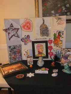 Art:  The Residence at Oceanview Assisted Living New Jersey.  Visit www.alfa.org/art to enter senior art competition!