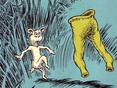 Perhaps my favorite Dr. Seuss story, I used to request it over and over again before bedtime