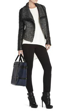 bcbg - A stylish weekend look.