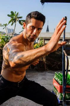 scott adkins  the most complete fighter in the world, and the sexiest xoxxoo