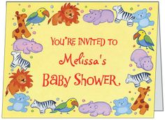 Want professionally printed shower invitations that are unique, affordable and personalized? You need to check out www.irishihadthat...
