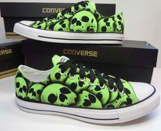 b0c48ea87225 Converse Skull shoes - SALE This pair this size this color 50% off ...