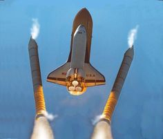 space shuttle booster rocket - Google Search