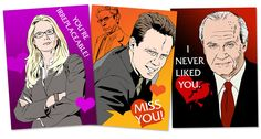 Law & Order: Special Valentines Unit - Be sure to click through to see them all!