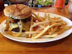 Mr. Bartley's Burger Cottage in Cambridge, MA