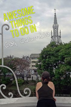 Cali, Colombia is known as the Salsa Capital, but there's more to do than just dance salsa in this sweltering hot town. Trip To Colombia, Visit Colombia, Colombia Travel, Brazil Travel, Argentina Travel, Peru Travel, Asia Travel, Solo Travel, Backpacking South America