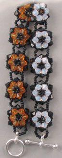 Star of India Bracelet - GJ Gallery Beaded Jewelry