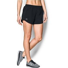 Purchase Under Armour Women's Fly-By Shorts, Black /Reflective, Medium at Discounted Prices ✓ FREE DELIVERY possible on eligible purchases. Under Armour Women's Fly-By Shorts, Black /Reflective, Medium Running Shorts, Workout Shorts, Under Armour Women, Big Thighs, Compression Shorts, No Equipment Workout, Running Equipment, Athletic Shorts, A Table