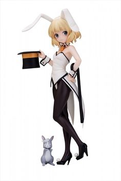 PSL 1/7 Complete Figure Chara-ani Is the order a rabbit?? Syaro Bunny Ver. Japan
