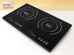 True Induction Double Burner Induction Cooktop $274.95