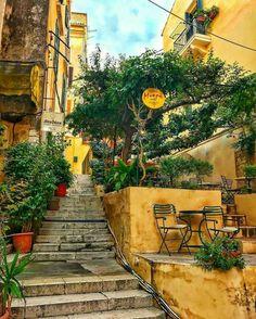 Corfu.. Kerkira. Greece