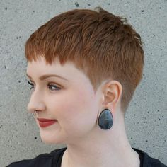 Short Cuts For Round Faces