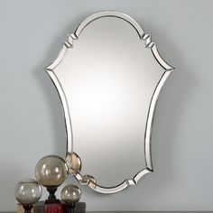The Uttermost Tilila Modern Arch Mirror -- Read more reviews of the product by visiting the link on the image. (This is an affiliate link) #Mirrors