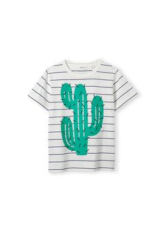 Boy's Clothing, Footwear & Accessories Online - Cactus T-Shirt