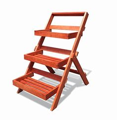 Vifah V1512 Outdoor Wood Three-Layer Plant Stand, Teak Vifah http://www.amazon.com/dp/B00S2JJEG2/ref=cm_sw_r_pi_dp_COV6vb1Y67HKR