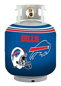 08767a6de NFL Buffalo Bills Propane Tank Cover 5 Gal. Water Cooler ... Propane