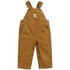 Carhartt Washed Bib Overalls Carhartt Brown 9 MO -Kids Carhartt, http://www.amazon.com/dp/B005HI42E0/ref=cm_sw_r_pi_dp_TCi7qb1KKQM95
