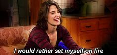 Pin for Later: 36 Reasons Why You'd Love Robin Scherbatsky Too She's Refreshingly Honest