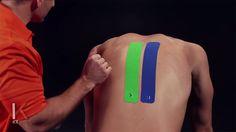 Foarte multe persoane se plang de dureri de spate. In functie de unde este localizata durerea #kttape propune mai multe aplicari.  Astazi va prezint o aplicare pentru zona mediana a spatelui: http://kttape.ro/zona-mediana-a-spatelui.html