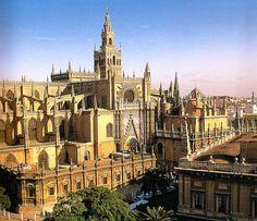 Catedral de Sevilla - Seville, Spain