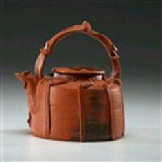 Betty Woodman, Samian ware Teapot