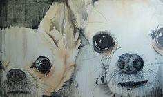 http://solidhouse.fi   Ihanat hahmot seinällä Johanna Sinkkosen maalaukset eivät jätä ketään kylmäksi. Sympaattiset koirahahmot saavat hyvälle tuulelle ja sopivat kaikenlaisiin koteihin. Tiedustelut: www.johannasinkkonen.com