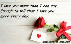 Love love you Why I Love You, I Think Of You, Love You More Than, I Love You Quotes, Love Yourself Quotes, Me Quotes, Sms Message, Love Messages, Happy Birthday Fun
