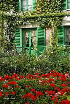 La maison de Monet, Giverny, France