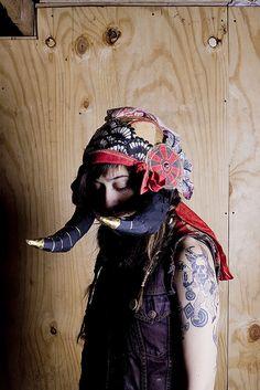 headdress: tamara waite-santibanez