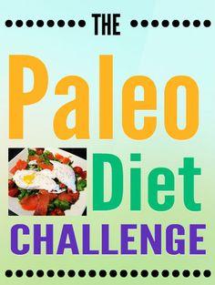 The Paleo Diet Challenge