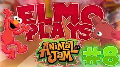 ELMO PLAYS ANIMAL JAM #8!