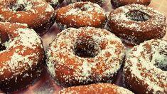 Sitruuna donitsit   Juhli ja nauti, Jälkiruuat, Aamiaiset, Välipalat   Soppa365 Doughnut, Bread, Desserts, Food, Lily, Tailgate Desserts, Deserts, Brot, Essen