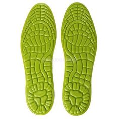 Footful Gel Insole Massaging Insole Shock Absorb Pain Fatigue Relief Sport Run