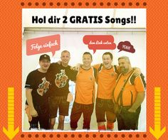Wir schenken Euch 2 Akustik Bonus Tracks als mp3 download. Cover, Baseball Cards, Mood, Slipcovers