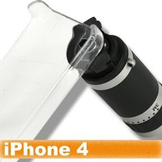 6X Zoom Telescope Camera Lens for iPhone4