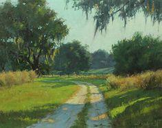 Bill Farnsworth - Quail Bend- Oil