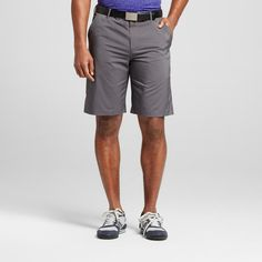Men's Golf Short Railroad Gray 30 - C9 Champion