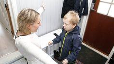 Livet med en mann på Stortinget og en sønn med autisme ble tøft for Inger Brokka de Ruiter. Hun er glad for at mannen nå gir seg som politiker.