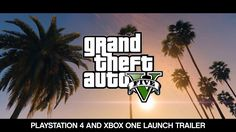 Note: Still not a launch trailer for the PC version - Grand Theft Auto V: The Official PlayStation 4 and Xbox One Launch Trailer (PC version coming out on January 27, 2015!^)