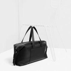 Image 1 of URBAN DUFFLE BAG from Zara Zara d22bbf8a44